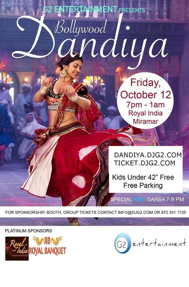 Bollywood Dandiya 2018