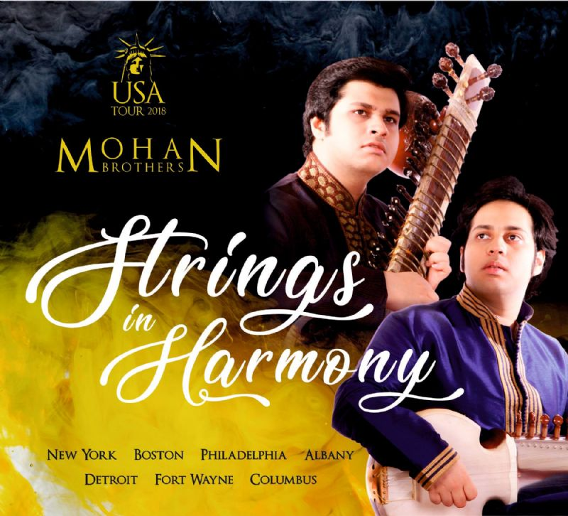 Mohan Brothers Live in Concert