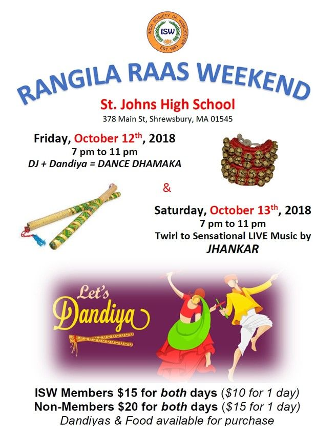 Ragila Raas Weekend