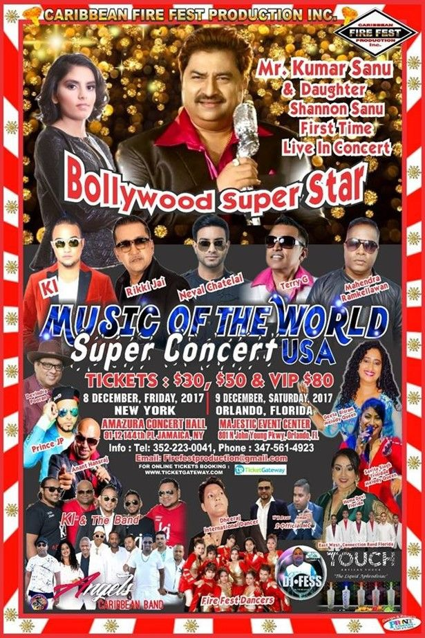 Music of the World Super Concert USA