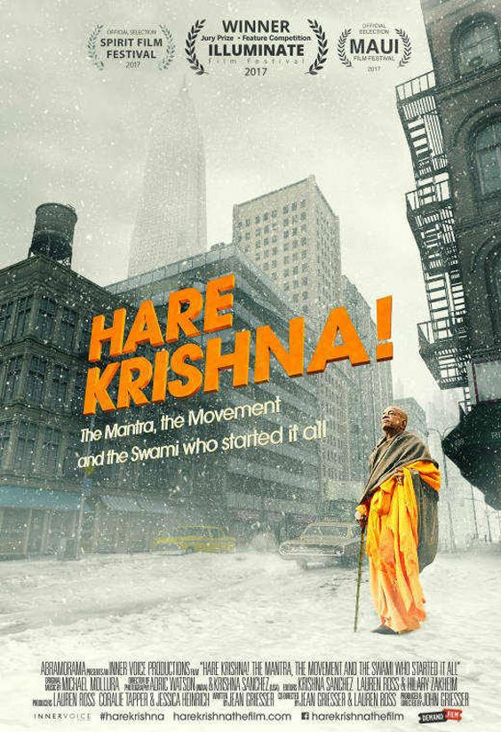 Hare Krishna Moive