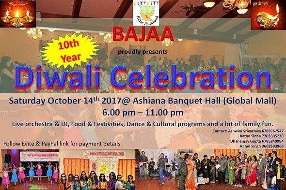 BAJAA Diwali 2017 10th Anniversary