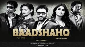 Baadshaho (Hindi) Movie