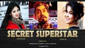 Secret Superstar (Hindi) Movie