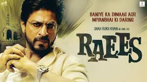 Raees (Hindi) Movie