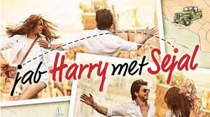 Jab Harry Met Sejal (Hindi) Movie