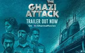 The Ghazi Attack (Hindi) Movie