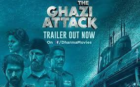 The Ghazi Attack (Hindi) Movie