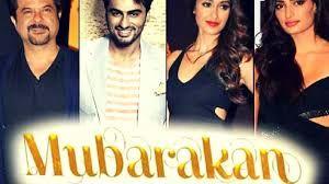 Mubarakan (Hindi) Movie