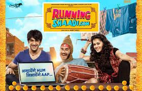 Running Shaadi (Hindi) Movie