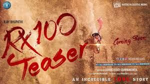 RX 100 (Telugu) Movie