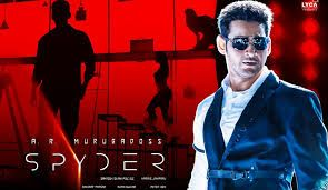 Spyder (Telugu) Movie