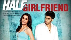 Half Girlfriend (Hindi) Movie