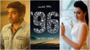 96 (Tamil) Movie