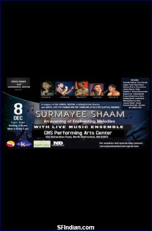 Surmayee Shaam- An evening of enchanting melodies