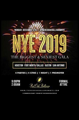 NYE 2019 New Year's Eve Celebration - Austin