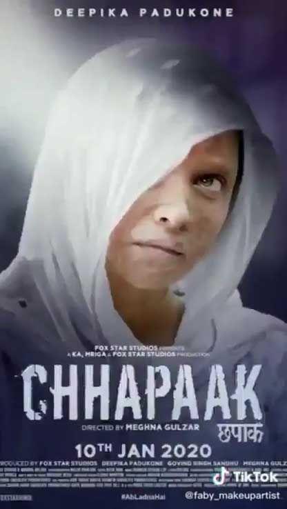 Брызги (Всплеск) / Chhapaak / 2020 / ПМ / WEBRip