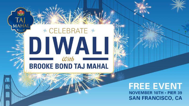 Celebrate Diwali with Brooke Bond Taj Mahal Tea and a spectacular Fireworks show