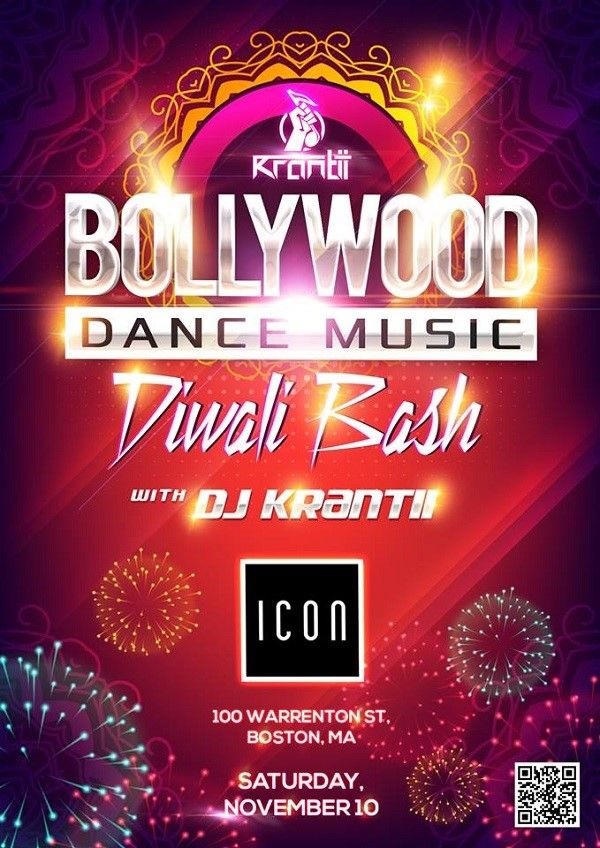 Bollywood Dance Music - Diwali Bash