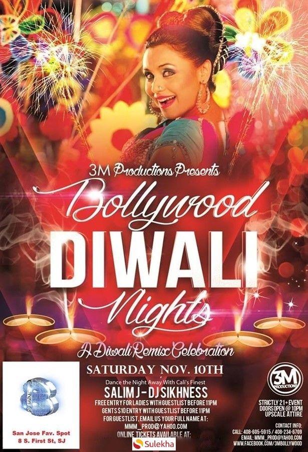 Bollywood Diwali Nights