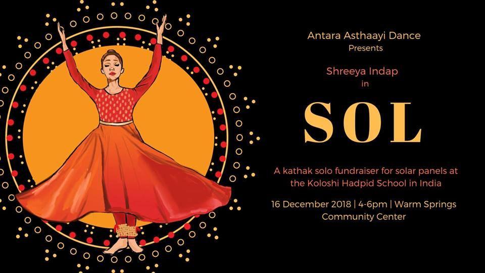 SOL - Kathak solo by Shreeya Indap
