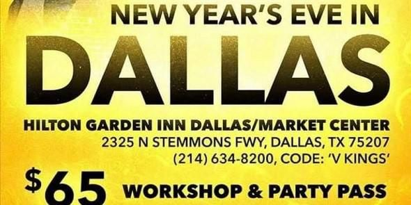 V Kings Present NYE: Dallas Edition