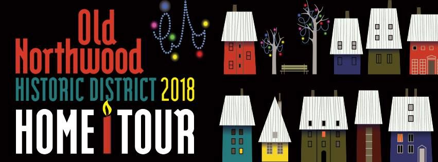 Old Northwood Historic Candle Light Home Tour 2018