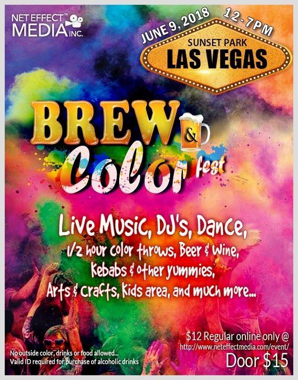 Brew & Color Fest 2018