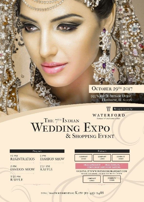 The 7th Indian Wedding Expo Ping Event