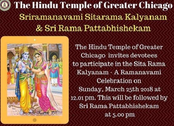 Sriramanavami Celebrations - Sita Rama Kalyanam