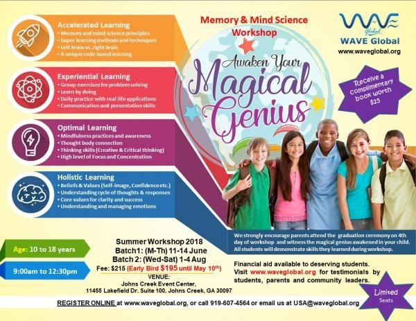 Awaken Your Magical Genius