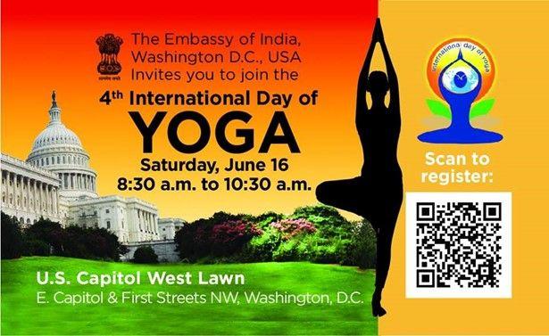 Yoga at Capitol Hill
