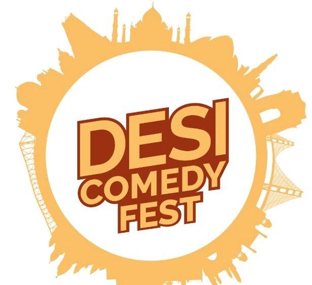 5th Annual Desi Comedy Fest - San Mateo