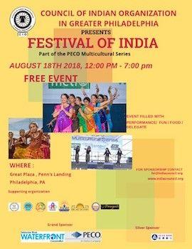 Festival of India 2018