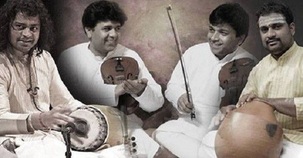 Ganesh-Kumaresh; violin duo extraordinaire