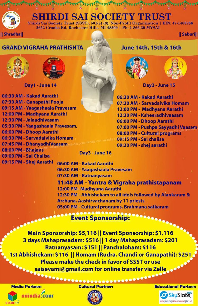 Grand Vigraha Prathistha Mahotsav
