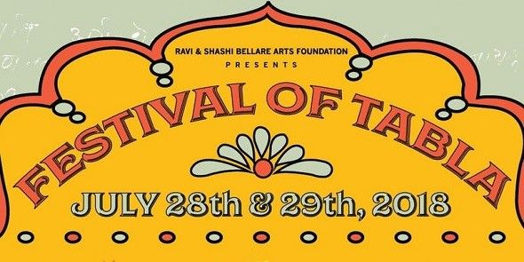 Festival of Tabla 2018
