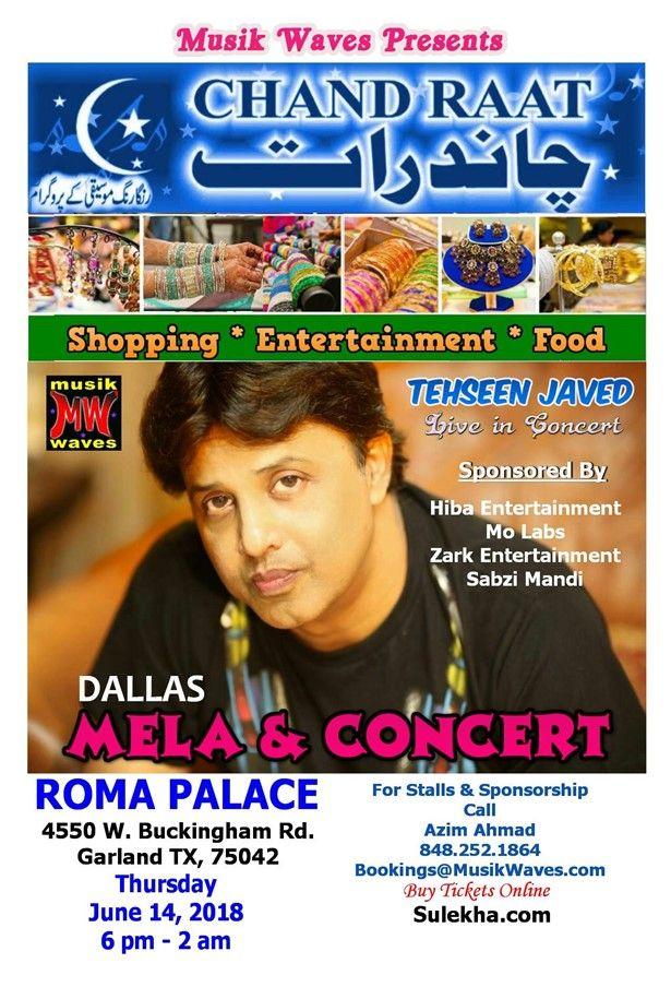 Chand Raat - Mela & Concert