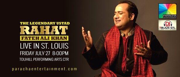 Rahat Fateh Ali Khan Live Concert 2018