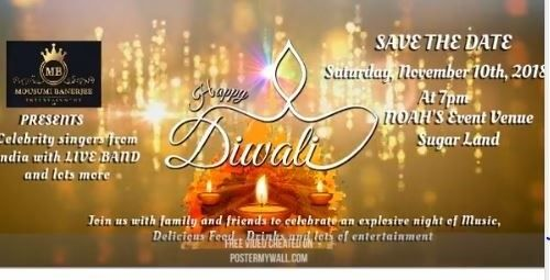 Diwali Nite 2018 in Houston