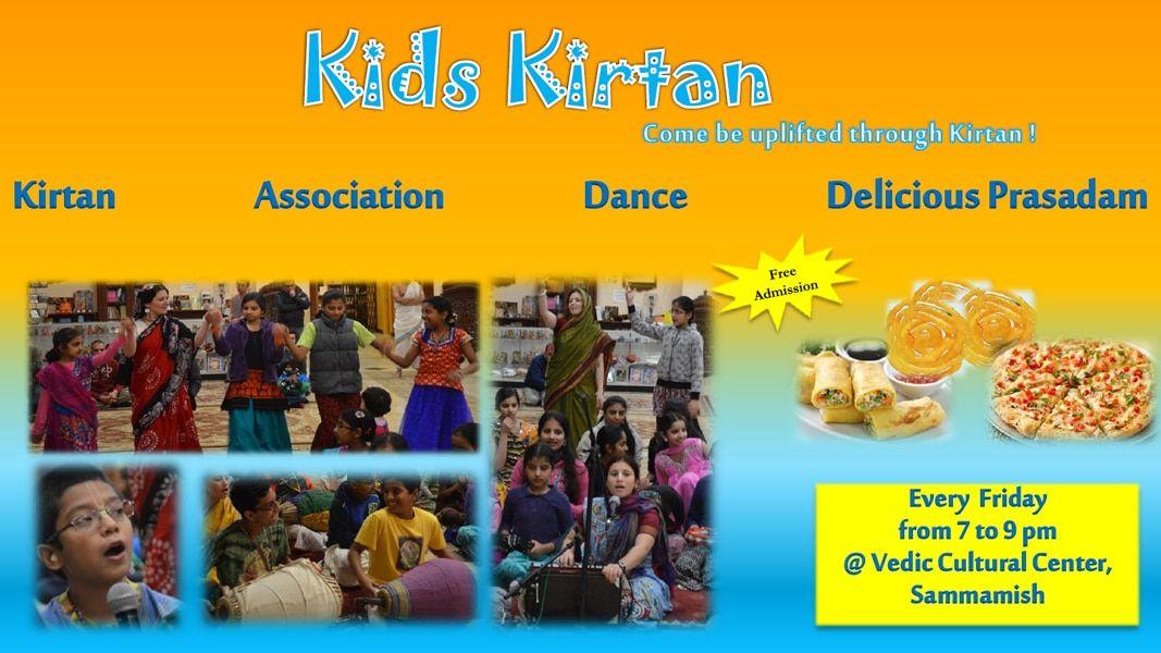 Kids Kirtan