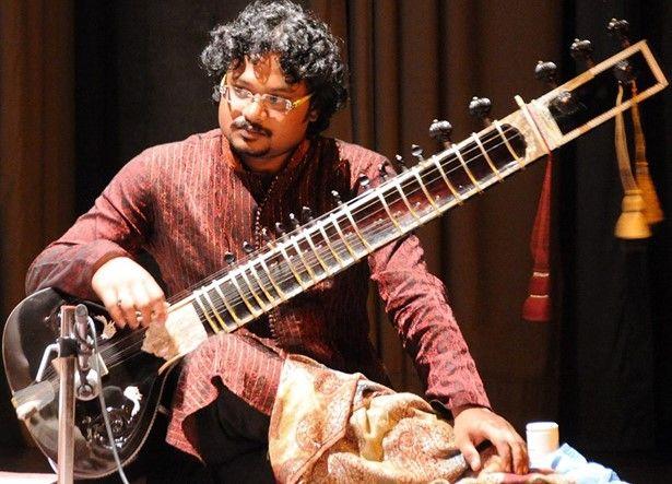 Sitar + Tabla Concert with Rajib Karmakar and Miles Shrewsbery