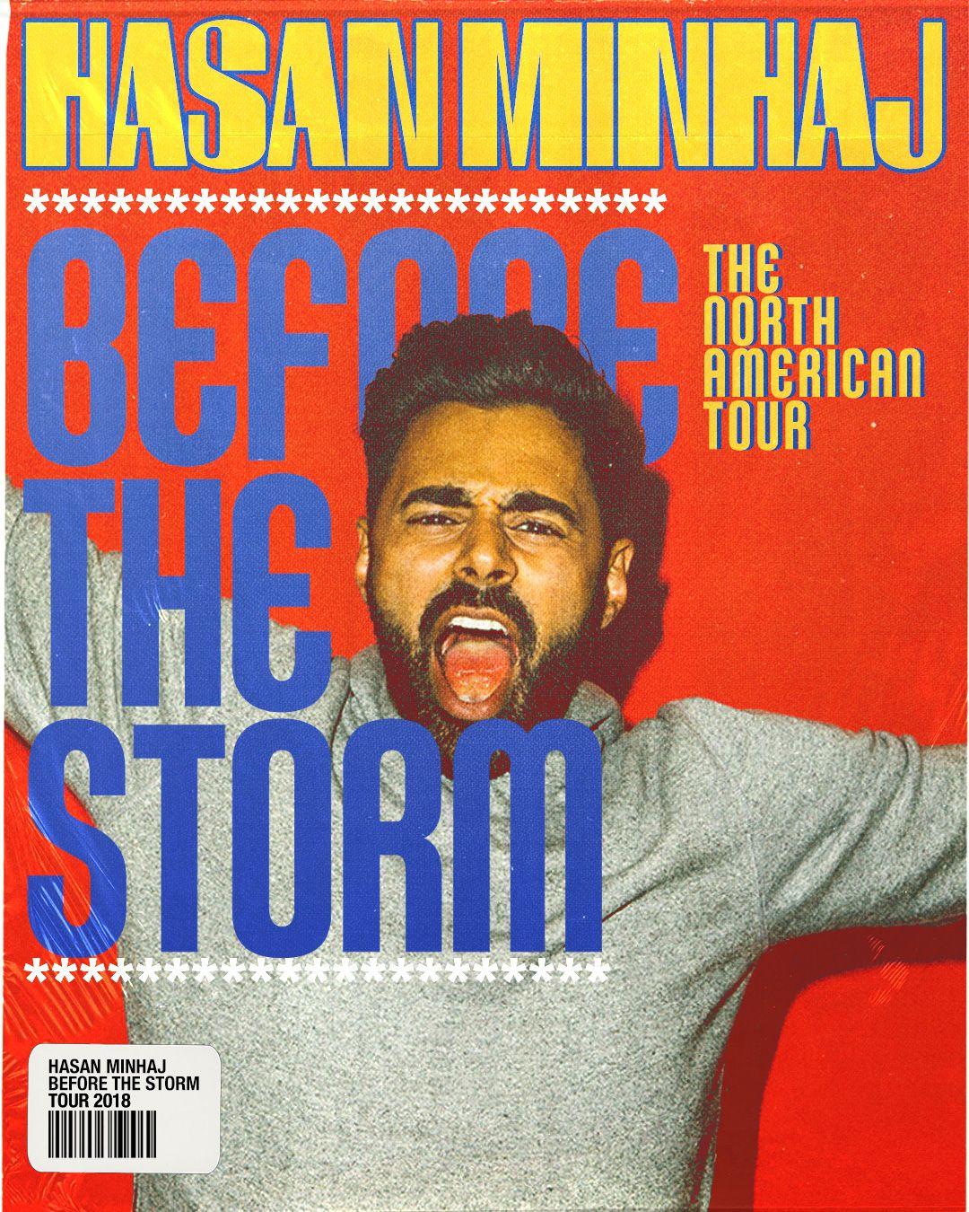 Hasan Minhaj: Before The Storm