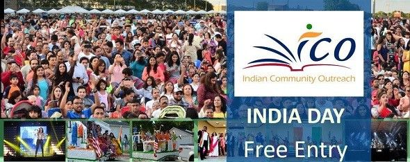 2018 India Day Parade & Celebration