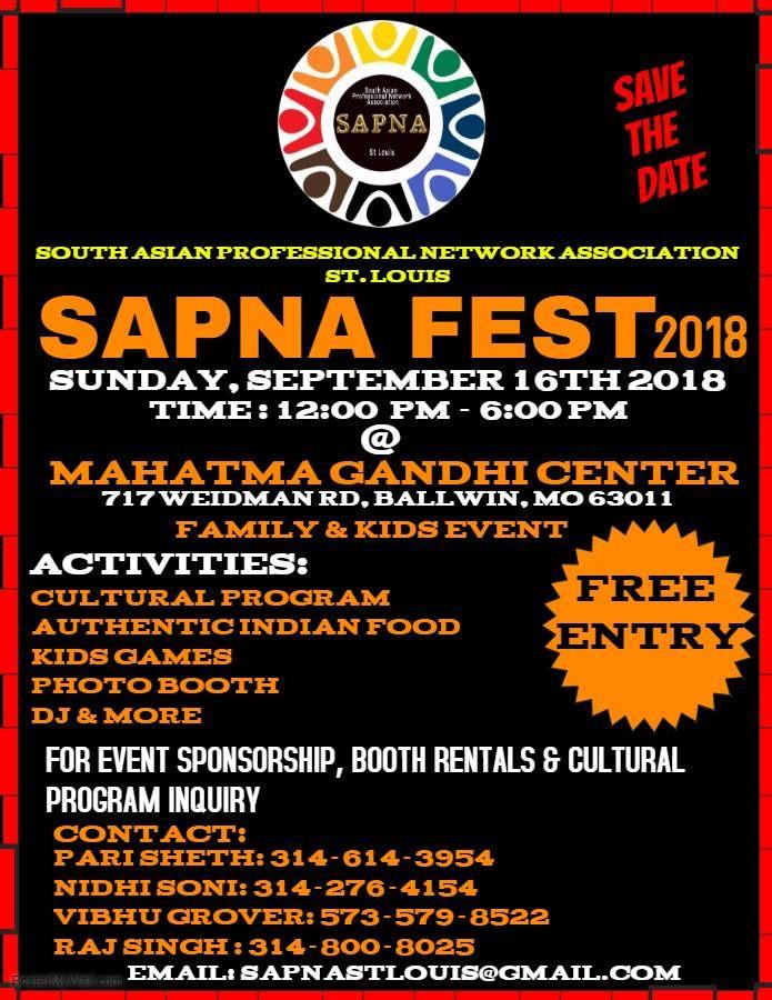Sapna Fest 2018 (Mela)
