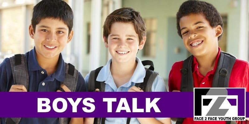 F2FYouthGroup: Boys Talk