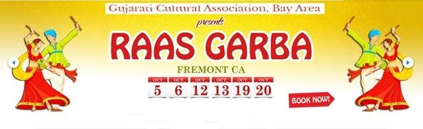 GCA Bay Area Raas Garba 2018 - Oct 12th