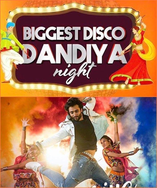 Disco Dandiya in the Club