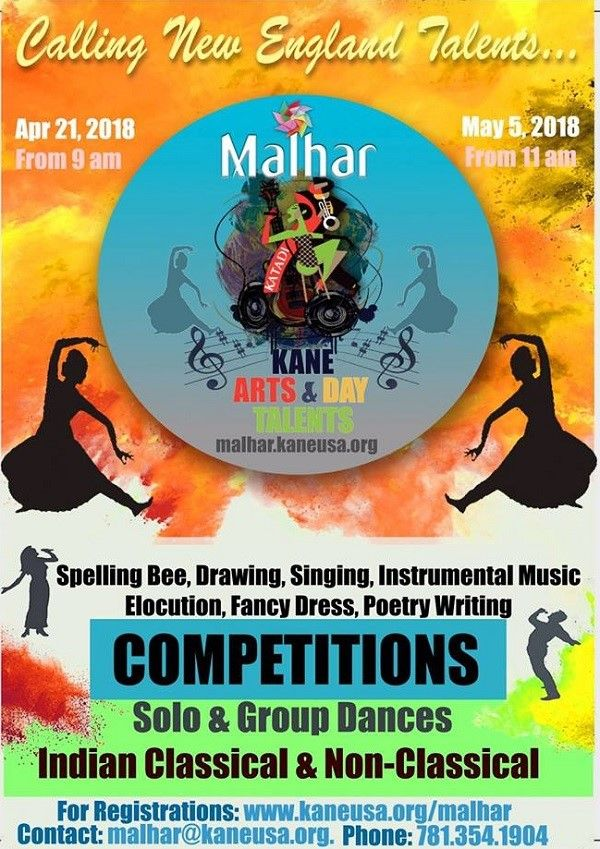 Malhar Competitions-Day1