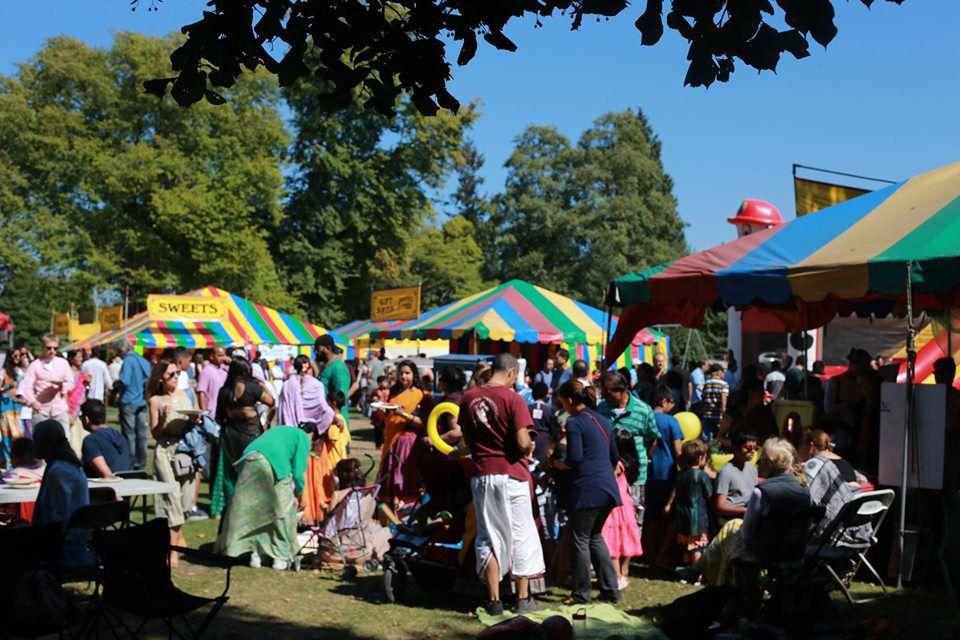 Beach Ave Parade & Stanley Park Festival